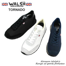 WALSH ウォルシュ ウォルッシュ メンズスニーカー TORNADO17〔SK〕【楽ギフ_包装】【あす楽対応】