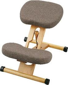 【あす楽対応】プロポーションチェア 本体<ブラウン> 姿勢がよくなる椅子