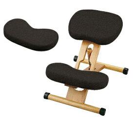 【あす楽対応】プロポーションチェア ブラック オプションパーツ付セット 姿勢がよくなる椅子