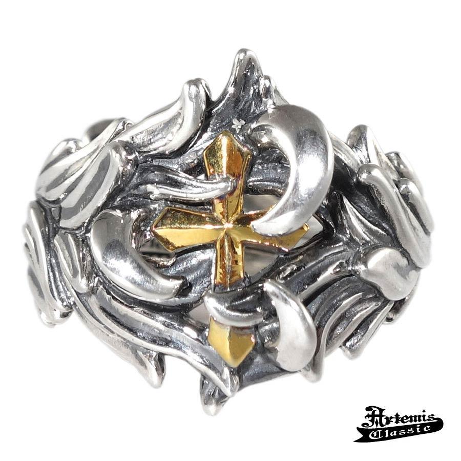 アルテミスクラシック Artemis Classic アルケミストコレクション Alchemist Collection シルバー925 ラファエル メンズ リング 指輪 正規品 [ 送料無料 ] ac-acr0256
