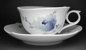 マイセンティーカップ&ソーサー【マイセン】meissen青い花 青い花/614701-28633 ティーC/S【結婚祝】【出産祝】【退職祝】【引越祝】【還暦祝】【記念品】