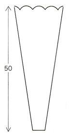 ◆◇1枚なんと3.7円◆◇花袋6000枚入り #40 50-22-5    花材・資材・ラッピング・フラワーアレンジ・お花さん用 2020ume