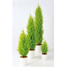 人工観葉植物 ゴールドクレスト ツリー 150 (器:RP-265) 98835|フェイクグリーン イミテーション インテリア オフィス 店舗 造花 おしゃれ 観葉植物 大型 観葉植物 おしゃれ 観葉植物 インテリア 《2018ds》