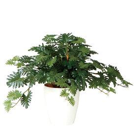 人工観葉植物 クッカバラ (器:RP-225) 98950 フェイクグリーン イミテーション インテリア オフィス 店舗 造花 お手入れ不要 観葉植物 大型 観葉植物 おしゃれ 観葉植物 インテリア 《2018ds》