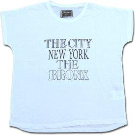 【メール便可】Hunch BIGTシャツ Tシャツ プリントT プルオーバー 半袖 カットソー NEW YORK 10P05Nov16
