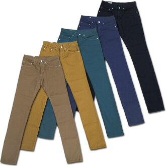 D.M.G Domingo DMG 13-789S 5 p design Slim pants skinny pique stretch 10P04Jan15