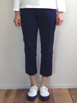 D.M.G MadeinJAPAN made in Domingo DMG 14-044T 28-6 tapered trouser underwear blast Chino stretch ankle cut tapered Kojima, Kurashiki Japan