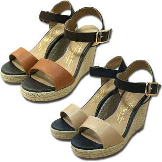 4ffdfbb6cc0 mysty woman ミスティウーマン / color wedge sandals [by color] [Esper]