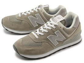 new balance ニューバランス ML574 EGG GRAY グレー ランニングシューズ スニーカー Shoes