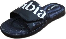 Columbia コロンビア Urban Slide アーバンスライド サンダル Black シャワーサンダル カジュアル アウトドア YU0267
