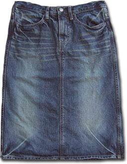 D.M.G 17-159 A (27-9) 4 P denim skirt
