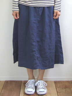 D.M.G Product made in Domingo DMG 17-358L 27-4 easy tax cart blast navy linen canvas hemp linen MadeinJAPAN Japan