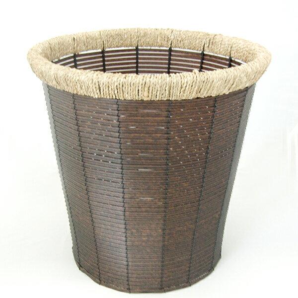 大鉢(10号)用鉢カバー ダークブラウン