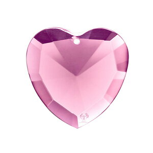 アロマオイル リヒトウェーゼン エロヒムのピンクの光 No.57 ハート型クリスタル[リヒトウェーゼン/LichtWesen/クリスタル/ハート/アクセサリー正規輸入品/ドイツ]