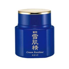コーセー KOSE 薬用 雪肌精 クリーム エクセレント/リッチタイプ 美容 健康 スキンケア フェイスケア