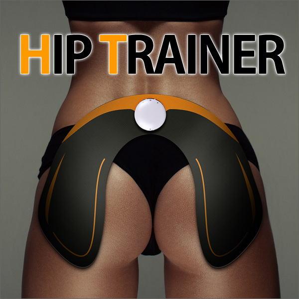 HIP TRAINER ヒップトレーナー EP-952/ヒップアップエクセサイズ EMSトレーニングパット 美容 健康