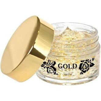 调制解调器美黄金奶油 / 金箔为脸凝胶保湿晚霜保湿芦荟胶原透明质酸皮肤护理面部护理