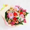5月の花束・デラックス 【送料無料 毎月変わるデザイン・花材で大人気】
