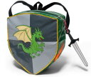 ドラゴンナイト バッグ 騎士バックパック 子供リュック Kidorable(キドラブル) ドラゴンナイトのバックパック(子供リュック) 遠…