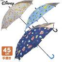 2019年新着 ディズニー子供傘[新着] 45cm 子供傘 カーズ トイストーリー ラプンツェル ディズニー プリンセス 傘 キッズ 1コマ透明 …