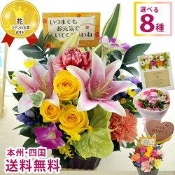 敬老の日選べる3980円フラワーギフト
