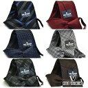 らくらくワンタッチ 【HUGO VALENTINO】h-set221 ギフト/クイックネクタイ/ シルク silk necktie