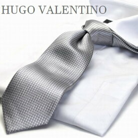 簡単装着 ワンタッチネクタイ(ジッパー) クイックネクタイ HUGO VALENTINO HWA-101