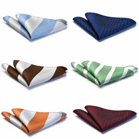 MICHIKO LONDON シルク100%ポケットチーフ ブランド/柄物チーフ/おしゃれ 日本製卸だからできる品揃えMICHIKO -PO 3