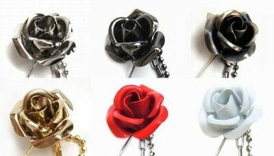 【ラペルピン】LAPElPIN薔薇