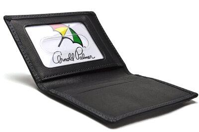 【ブランド財布】【アーノルドパーマ】P154B/ブラック