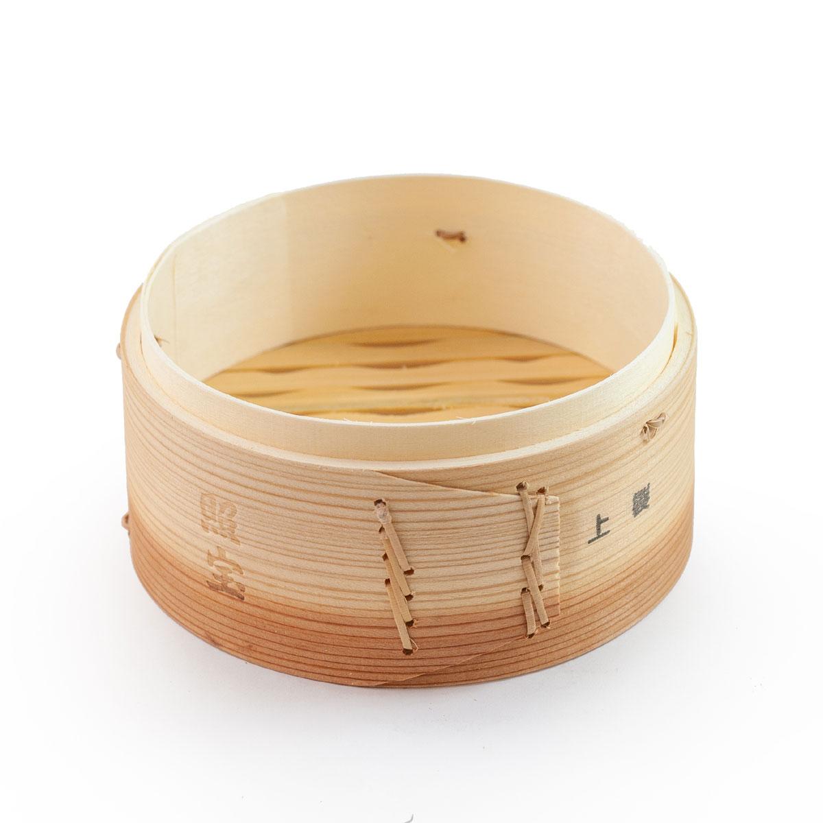 照宝 上製 中華せいろ 身 杉製 φ15cm【RCP】【店頭受取対応商品】