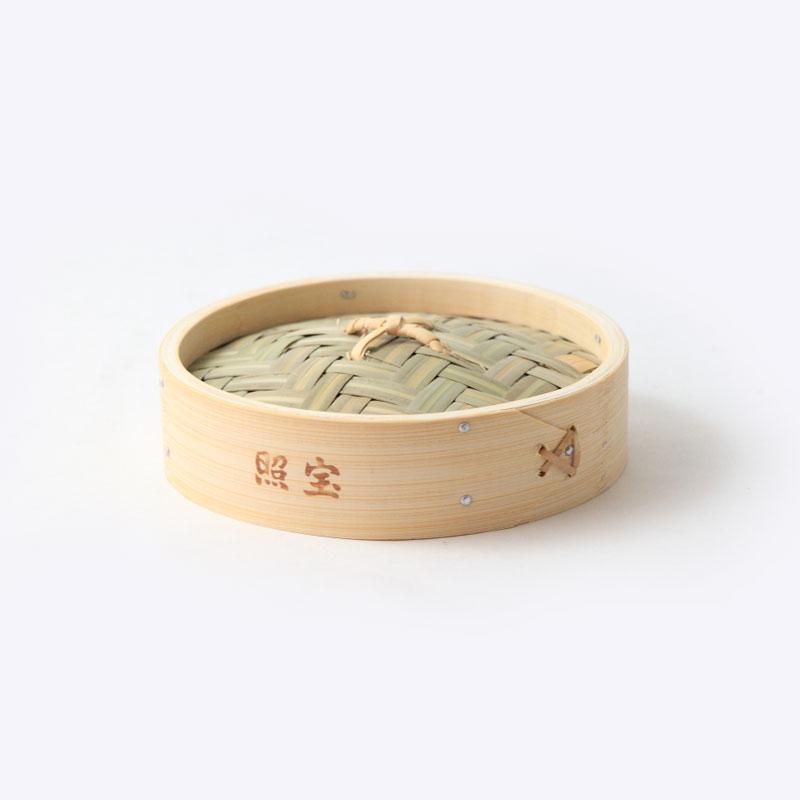 照宝 中華せいろ 蓋 竹製 φ15cm【RCP】【あす楽対応】【店頭受取対応商品】