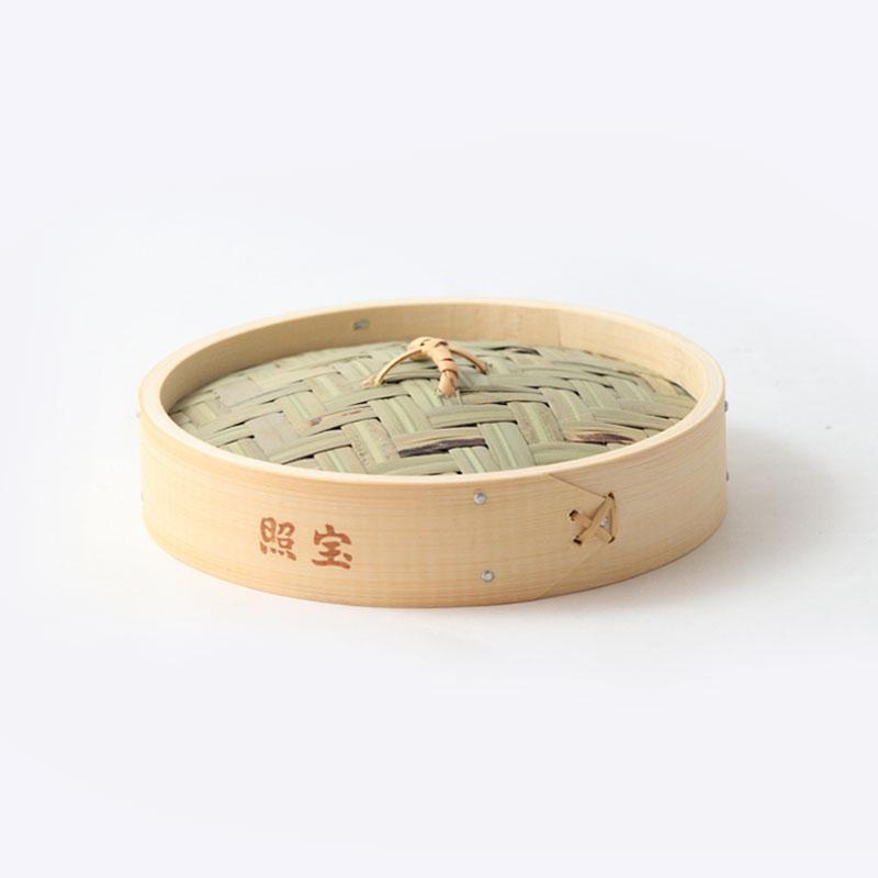照宝 中華せいろ 蓋 竹製 φ18cm【RCP】【あす楽対応】【店頭受取対応商品】