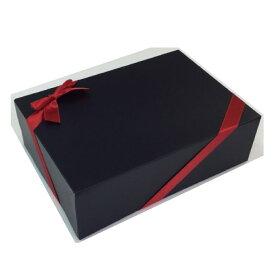 fb09b2cb066cf 230円 ダークネイビー ギフトボックス ラッピング込  楽ギフ 包装選択