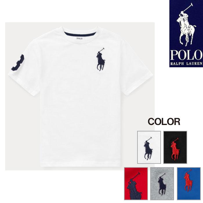 ラルフローレン tシャツ キッズ 半袖 ビッグポニー