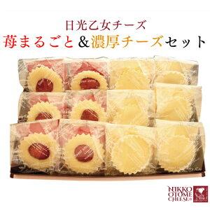 日光乙女チーズ チーズケーキ食べくらべセットA[栃木県産品 日光市]FN09Z