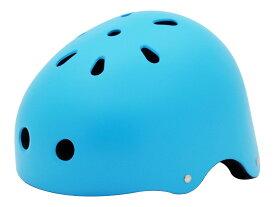 a.n.design works a.n.d cocoon コクーン キッズバイクヘルメット ブルー Mサイズ:52〜55cm 4歳 5歳 6歳 自転車 子供用 CE適合【あす楽】