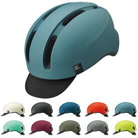 OGK KABUTO オージーケーカブト CANVAS URBAN キャンバス アーバン 自転車ヘルメット スポーツ 大人用 ロードバイク 安全 57〜59cm