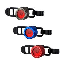 自転車 ライト LED CATEYE キャットアイ SL-LD135-R NIMA2 ニマ2 リア用 ボタン電池 ラバーバンド レッドLED【ポイント10倍】