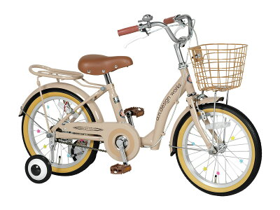 【訳あり】アウトレットa.n.designworksup18子供自転車18インチ女の子男の子補助輪子供用自転車子ども幼児自転車保育園幼稚園おしゃれかわいいおすすめキッズバイクキッズサイクルクリスマスプレゼント【カンタン組立】