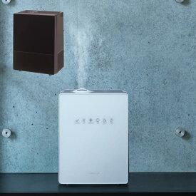 スリーアップ ハイブリッド加湿器 スクエアミスト HFT-1725 加湿器 SQUARE MIST ホワイト ブラウン 乾燥 おしゃれ 加湿機 自宅 リビング 寝室 子供部屋 暖房機器