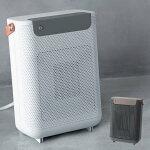 セラミックヒーター人感センサー電気ファンヒーター暖房節約オシャレコンパクト安全機能プレゼントThree-upスリーアップCH-T1957ヴェント