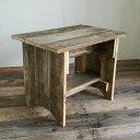 【新商品】≪リサイクルウッド・ベンチLシングル≫木製ベンチ ウッドベンチ 天然木 玄関椅子 長椅子 長いす 花台 ダイ…