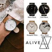 【AliveAthletics】ALIVEアライブMARBLE(マーブル)ALIVExYOSHIROTTEN腕時計特製ギフトボックス湯川正人ギフトラッピング可能!