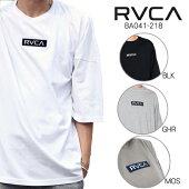 RVCATシャツBA041-2182020SSメンズレディースTEEシャツルーカルカ半袖シャツ