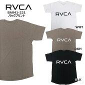 RVCATシャツBA041-2212020SSメンズレディースTEEシャツルーカルカ半袖シャツ