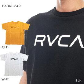 10%OFF RVCA Tシャツ ルカクルーネック Tシャツ BA041-204 メンズ レディース 日本正規品 メール便送料無料