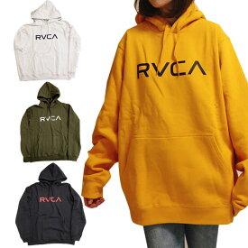 RVCA パーカー 長袖 フードパーカーAJ042-012 ルーカ ルカ メンズ レディース S / M / L 送料無料 スノボパーカー