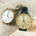 腕時計 レディース シンプル ベルト ウォッチ 革ベルト 合皮 見やすい プチプラ ブランド FLAT 女性 ママ プレゼント ギフト 誕生日 祝い ユニセックス カジュアル 薄い おしゃれ かわいい ブルー グレー ブラック 受験 就活 ネコポス送料無料