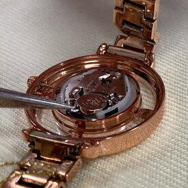 出荷前に新品電池と交換します 腕時計 電池 バッテリー 交換